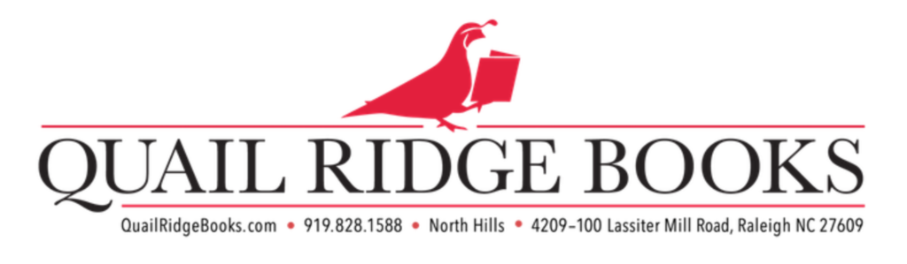 The Qual Ridge Books logo.