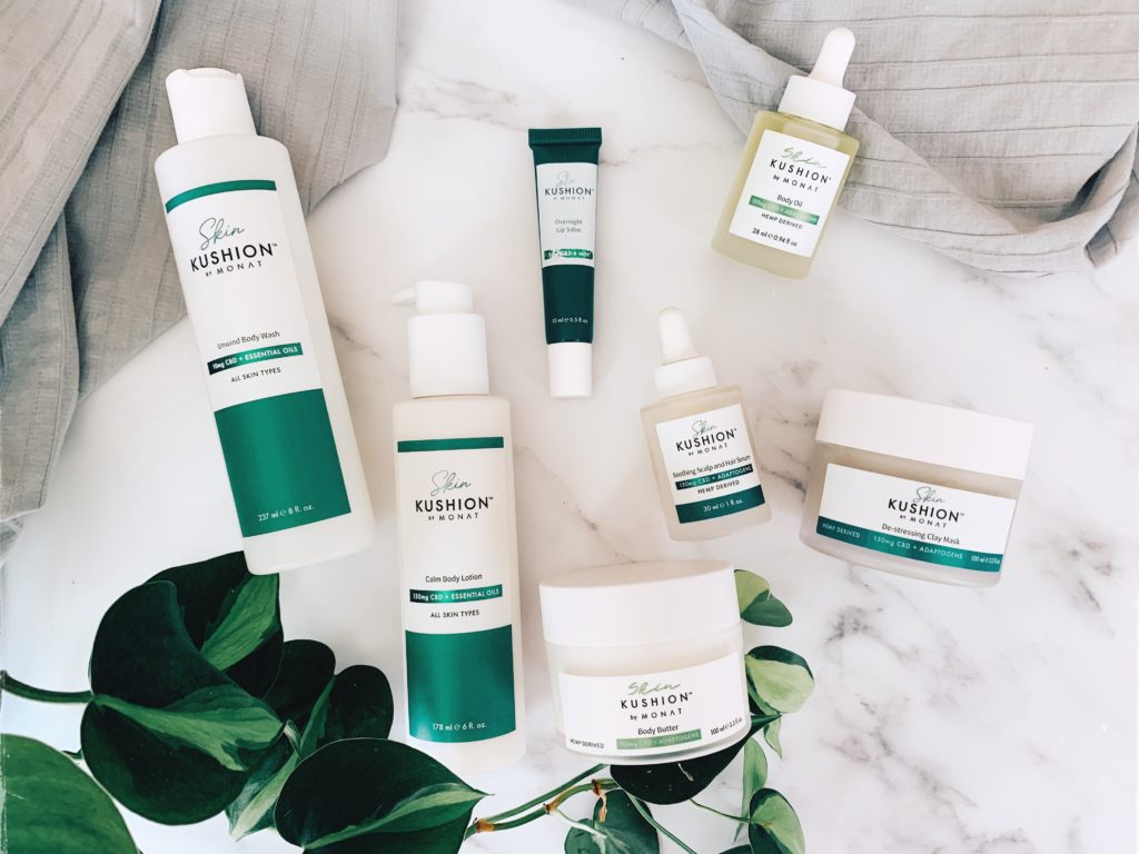 CBD body care products